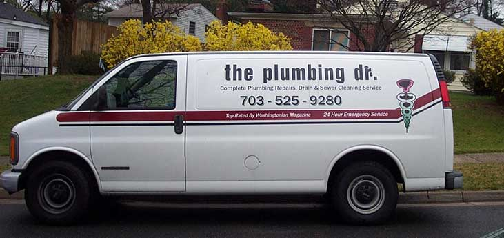 Our Plumbing Service Area