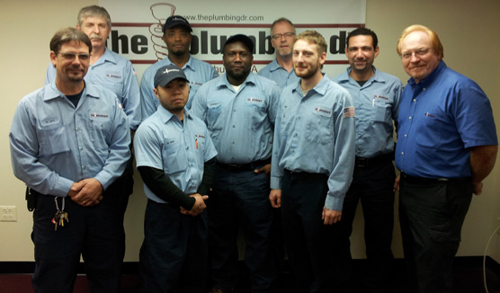 The Plumbing Dr - Employees