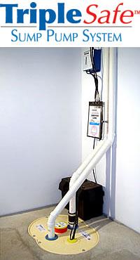 Sump Pump Repair in Reston, VA