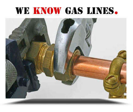 Gas Line Installation & Repair