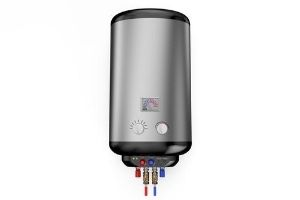 grey tankless water heater